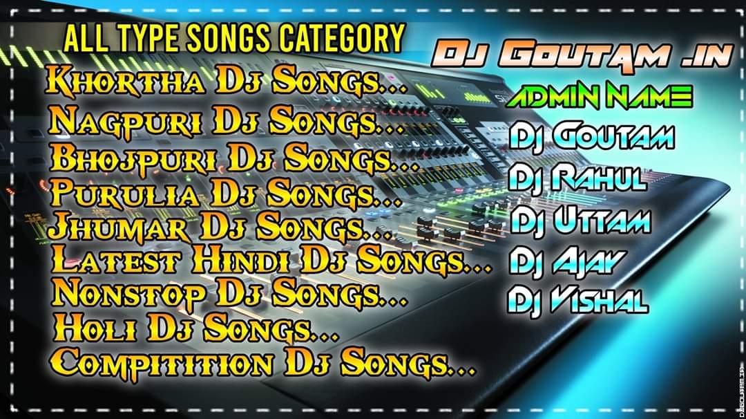 Milne Bulati Ho Jangal Pahad Me -- Heart Attack Tapori Mix -- Dj Uttam Dhanbad.mp3