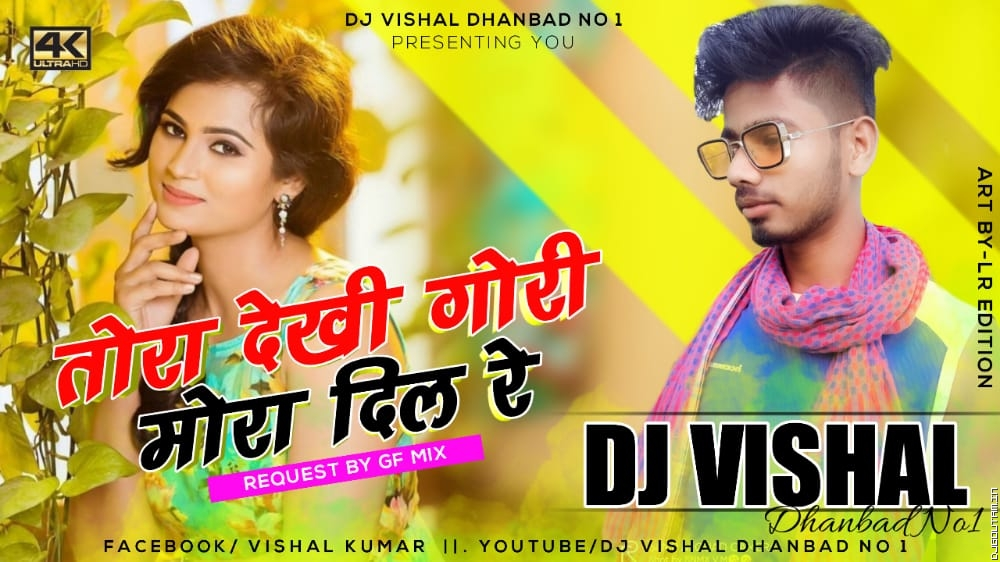 Tora Dekhi Gori Mora Dil Re(Sad Mix) DjVishal Dhanbad.mp3